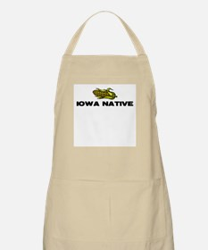 Iowa Native BBQ Apron