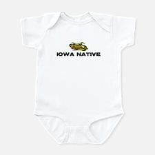 Iowa Native Infant Bodysuit