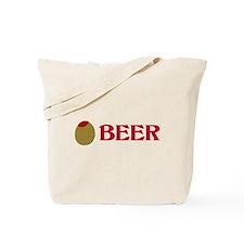 Olive (Love) Beer Tote Bag