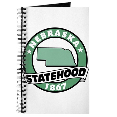 Nebraska Statehood 1867 Journal