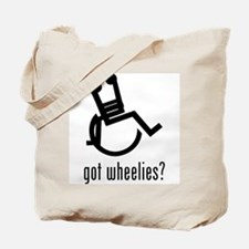 Wheelies Tote Bag