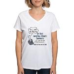 Dr. Ron's v2 Women's V-Neck T-Shirt