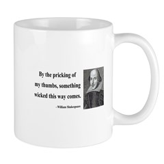 Shakespeare 19 Mug