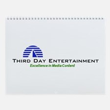Third Day Entertainment TV Wall Calendar