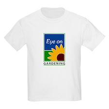 Eye on Gardening TV Kids T-Shirt
