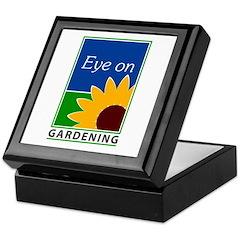 Eye on Gardening TV Keepsake Box
