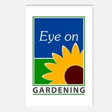 Eye on Gardening TV Postcards (Package of 8)