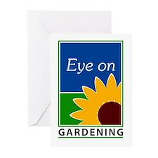 Eye on Gardening TV Greeting Cards (Pk of 10)
