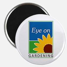 Eye on Gardening TV Magnet