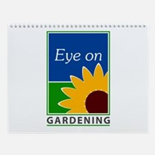 Eye on Gardening TV Wall Calendar