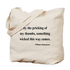 Shakespeare 19 Tote Bag