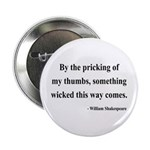 "Shakespeare 19 2.25"" Button (100 pack)"