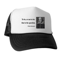 Shakespeare 20 Trucker Hat