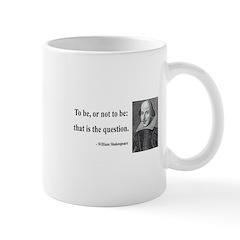 Shakespeare 20 Mug