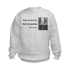 Shakespeare 20 Sweatshirt