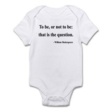 Shakespeare 20 Infant Bodysuit