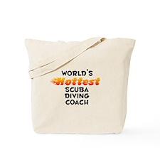 World's Hottest Scuba.. (B) Tote Bag