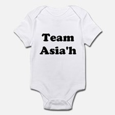Team Asia'h Infant Bodysuit