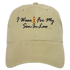 I Wear Orange For My Son-In-Law 1 Baseball Cap