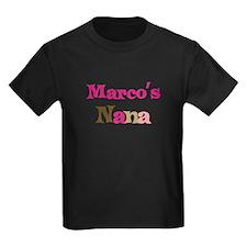 Marco's Nana  T