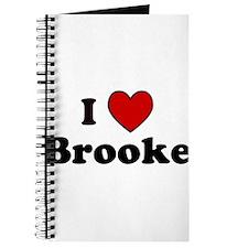 I Heart Brooke Journal