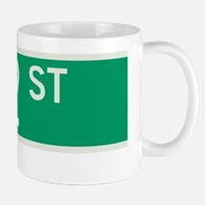 112th Street in NY Mug