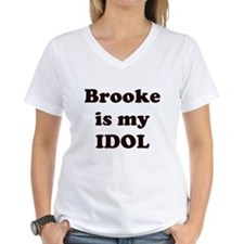 Brooke is my IDOL Shirt