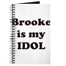 Brooke is my IDOL Journal