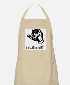 Sabre Tooth BBQ Apron
