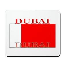 Dubai Flag Mousepad