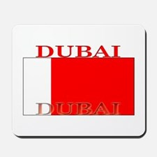 Dubai Flag Mousepad