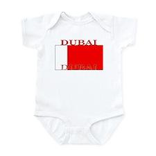 Dubai Flag Infant Bodysuit