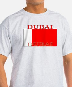 Dubai Flag T-Shirt