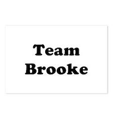 Team Brooke Postcards (Package of 8)