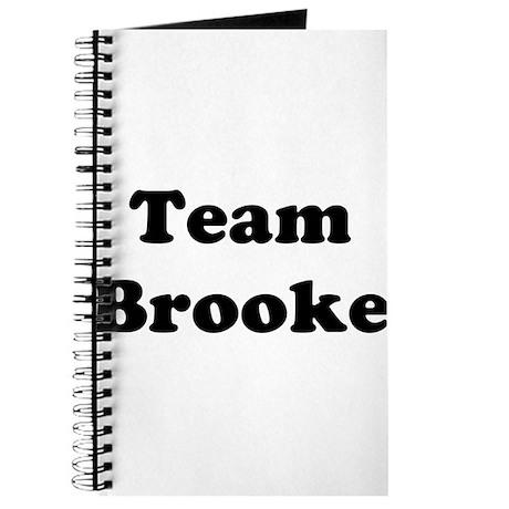 Team Brooke Journal