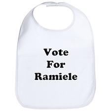 Vote For Ramiele Bib