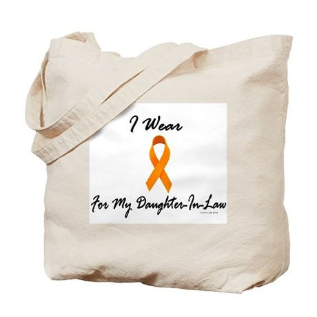 I Wear Orange For My Daughter-In-Law 1 Tote Bag