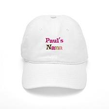 Paul's Nana Baseball Cap