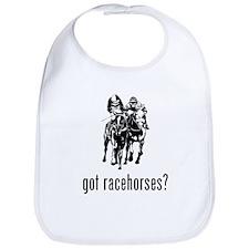 Racehorses Bib