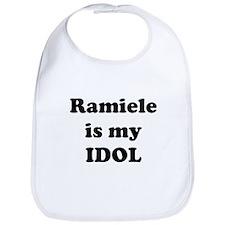 Ramiele is my IDOL Bib