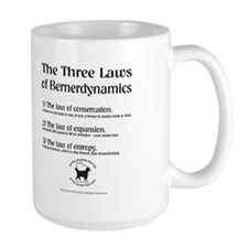 """""""Three Laws"""" Mug"""