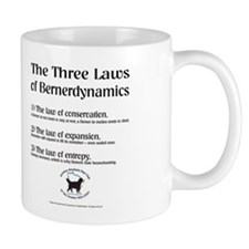 """Three Laws"" Mug"