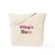 Riley's Nana  Tote Bag