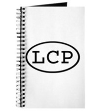 LCP Oval Journal