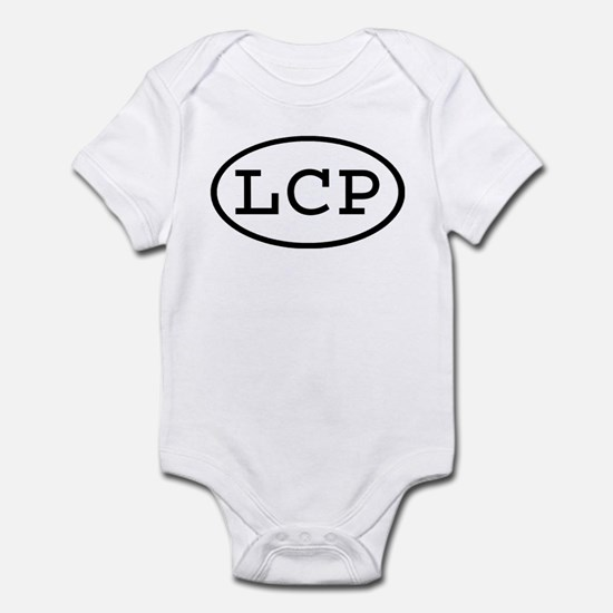 LCP Oval Infant Bodysuit