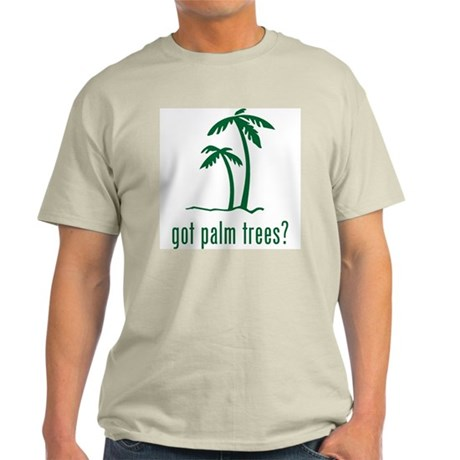 Palm Trees Light T-Shirt