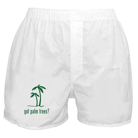 Palm Trees Boxer Shorts