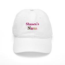 Shawn's Nana Baseball Cap