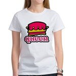 Funky Queen Crown Women's T-Shirt