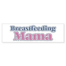 Breastfeeding Mama Bumper Bumper Sticker